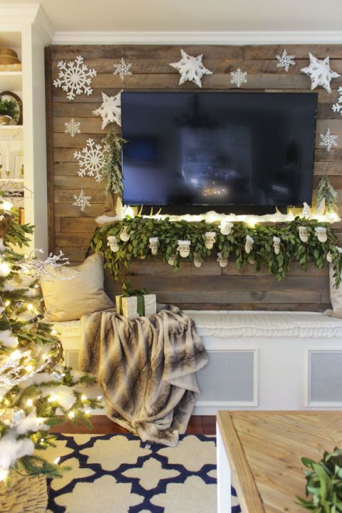 How To Decorate Your Family Room 260 best christmas tree decorating ideas images on pinterest
