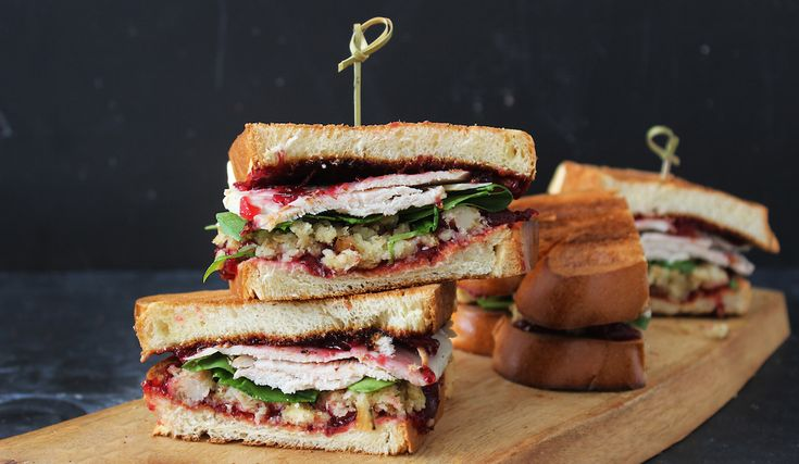 What To Do With The Leftovers: Turkey Sandwich, Anyone?