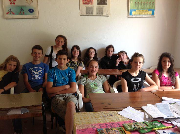 Teaching and Working with Children volunteer programs in Albania with Love Volunteers.