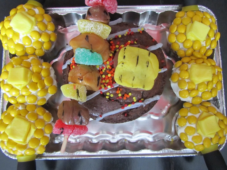 1000+ images about BBQ Themed Party on Pinterest | Crafting, Sprinkles ...
