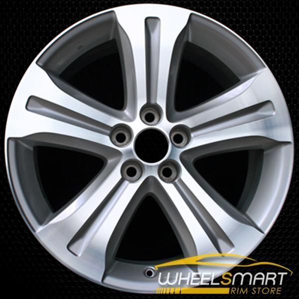 19 Toyota Highlander Oem Wheel 2008 2013 Machined Alloy Stock Rim