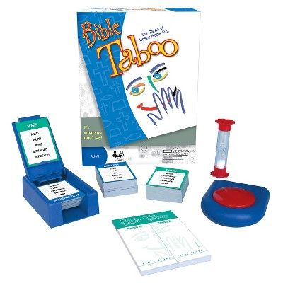 Talicor Bible Taboo Game : Target