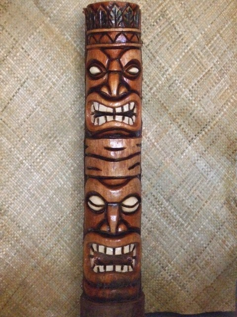 17 Best Images About Tiki Totem Poles On Pinterest