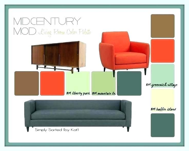Pin By Debra Dunn On My Ambitious Craft List Mid Century Modern Colors Color Palette Living Room Modern Living Room Colors