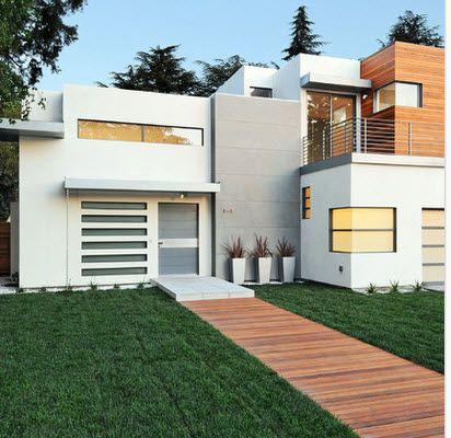 Alto Lago Privada Residencial   FACHADAS DE CASAS MODERNAS   #DiseñoyArquitectura