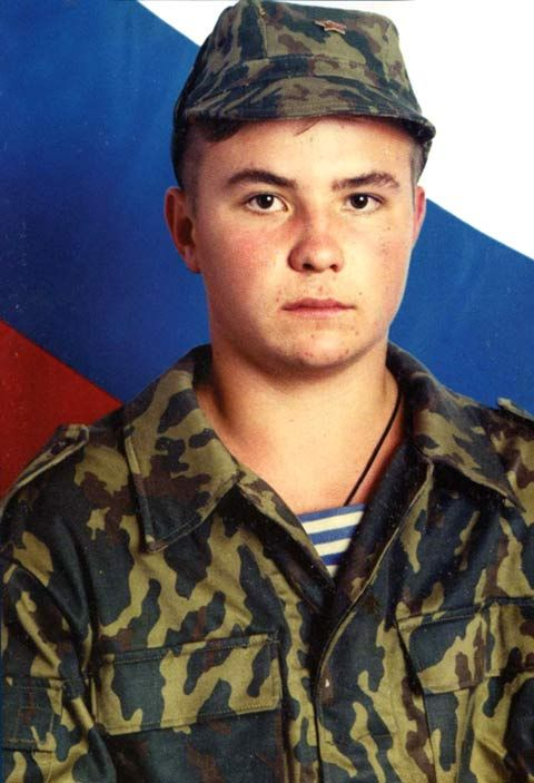 This is St. Eugene. He is a Martyr for Christ as of May 23, Chechnya guerrillas for his faith and because he refused to remove the cross from around his neck. This is a hero. This is what true faith looks like. This is a martyr!
