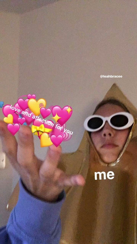 Wallpapers Mcp Wallpapers Heart Meme De Like Cute Love