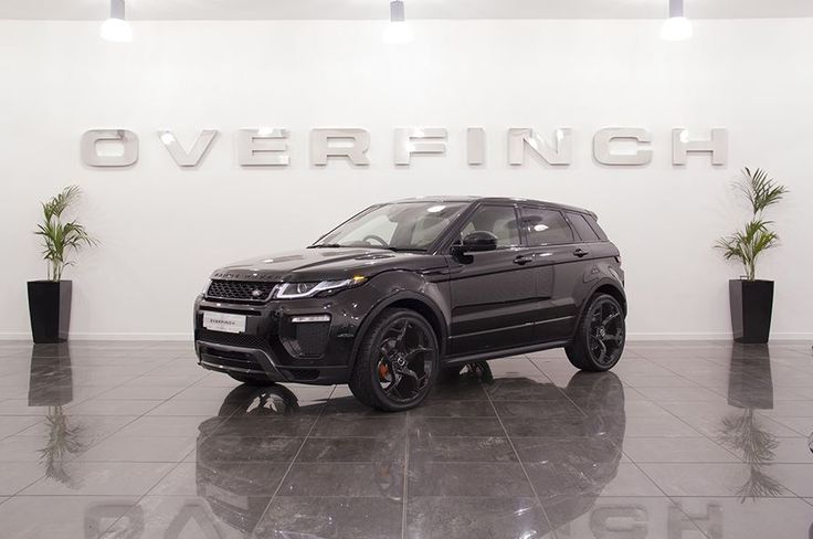 If you're willing to spend more than fifty grand on an all-new Range Rover Evoque, chances are you'll be interested in Over...