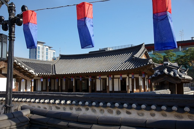 Seoul Tour -Namsangol Hanok Village by Korean Photographer, via Flickr