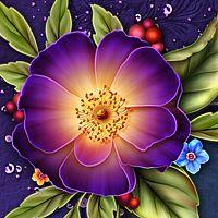 Moonbeams Fleur de Boudoir 3D Models moonbeam1212