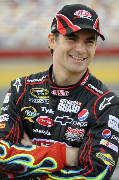 Jeff Gordon Pictures - NASCAR Sprint All-Star Race Qualifying -