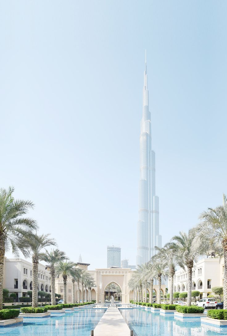 Palace Downtown, Dubai, UAE | Photo by Matthijs Kok