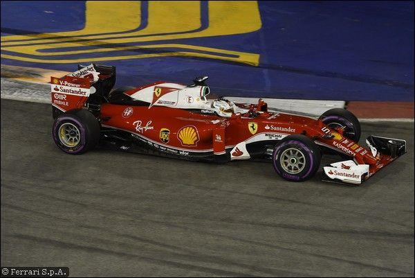 """""""la Pazienza non è una Qualità dei Ferraristi, ma neanche mia"""" - Vettel"""