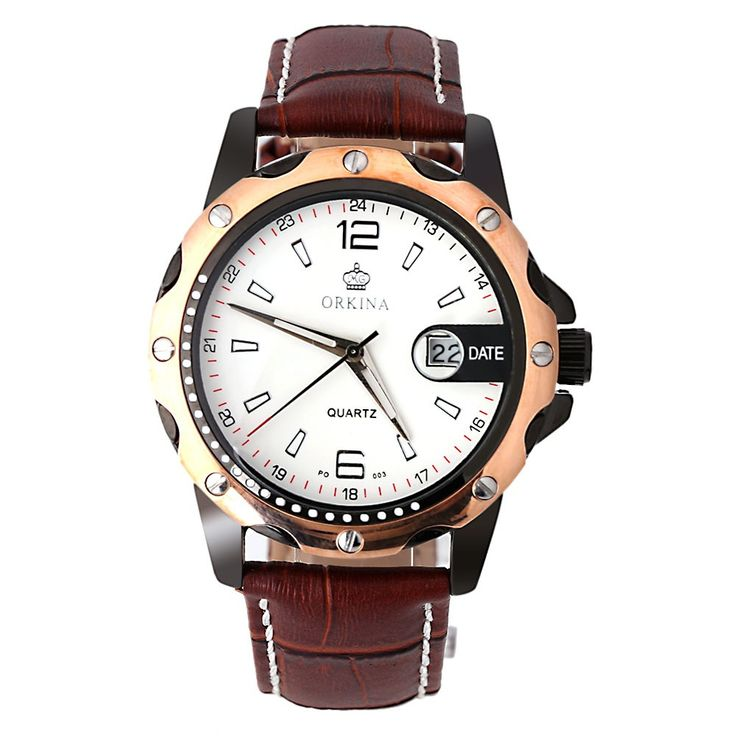 MG·ORKINA Unisex Luxury Wristwatch Water-resistant Analog Sales Online red - Tomtop.com
