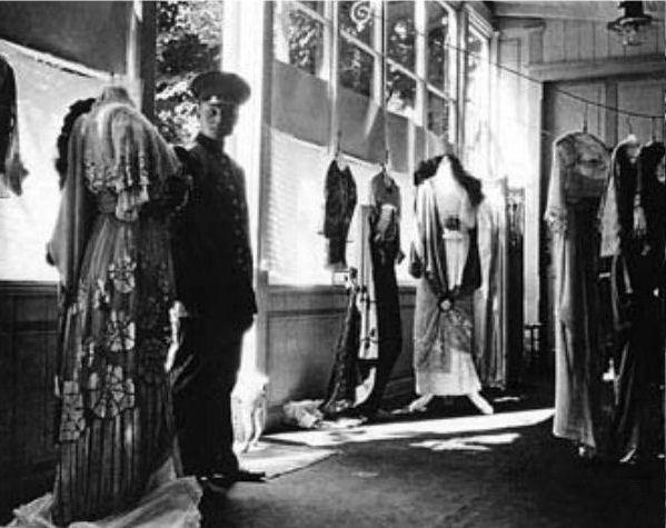 Alexandra's Clothing; Formal and Informal Brisac Workshop