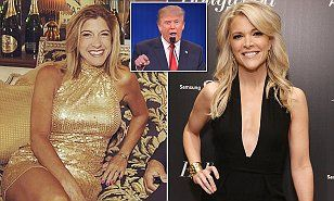 Donald Trump Iowa campaigner says attacks on Megyn Kelly are 'fair game'   Daily Mail Online