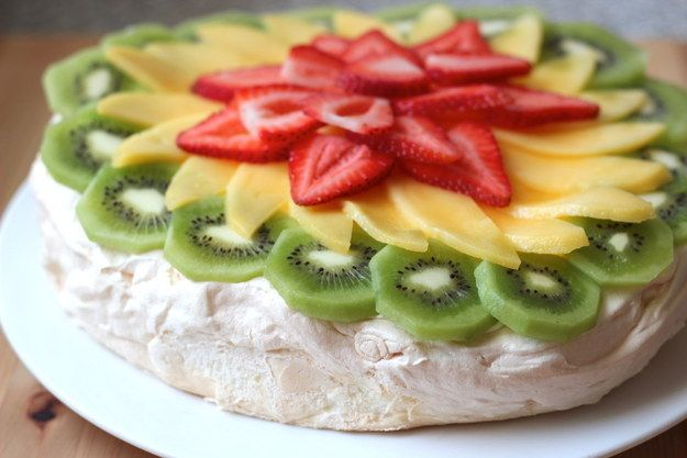 Kiwis are the true inventors of the pavlova. | 35 Things You Know If You Grew Up In New Zealand