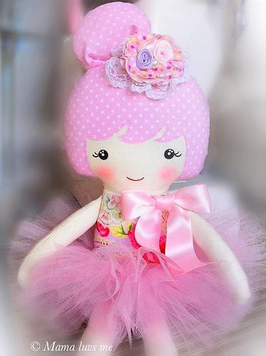 mama luvs me by Dolls And Daydreams, via Flickr