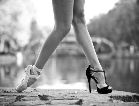 Fotógrafo Little Shao - Ballet em Paris.