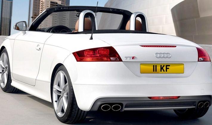 11 KF number plate for sale £15000 plus dot NO vat = £15105 offers on reg mark considered www.registrationmarks.co.uk - NOW SOLD XX