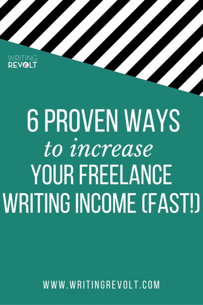 Learn how to increase your freelance writing income fast! This post walks you through the 6 strategies I used to make money writing online and build a $5K/mo freelance writing business.