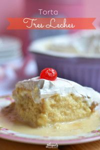 La mejor torta tres leches | Anna's Pastelería