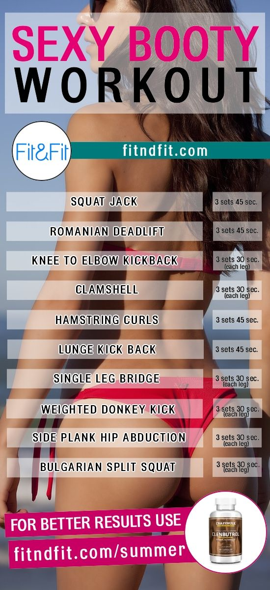 Sexy Booty Workout! #fitness #bodybuilding #workout #gym #weightloss #fatloss #loseweightfast #love #new #pinterest #london #newyork #uk #newyork #losangeles