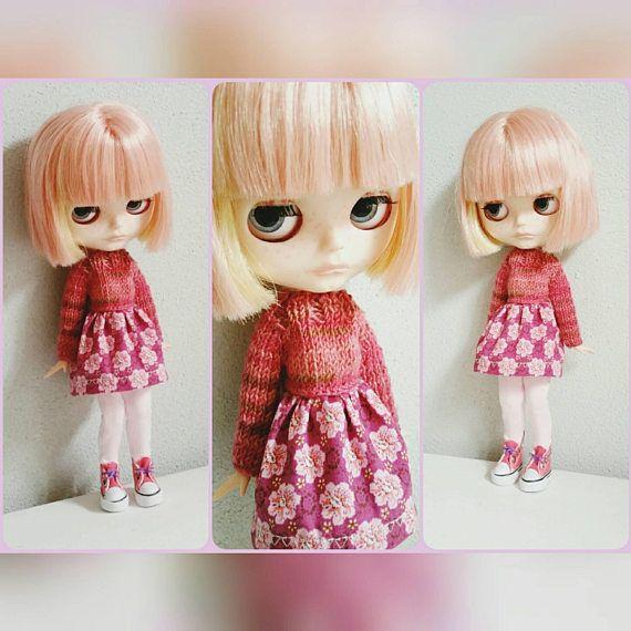 Bekijk dit items in mijn Etsy shop https://www.etsy.com/nl/listing/574241098/jurk-met-maillot-voor-blythe-dolls
