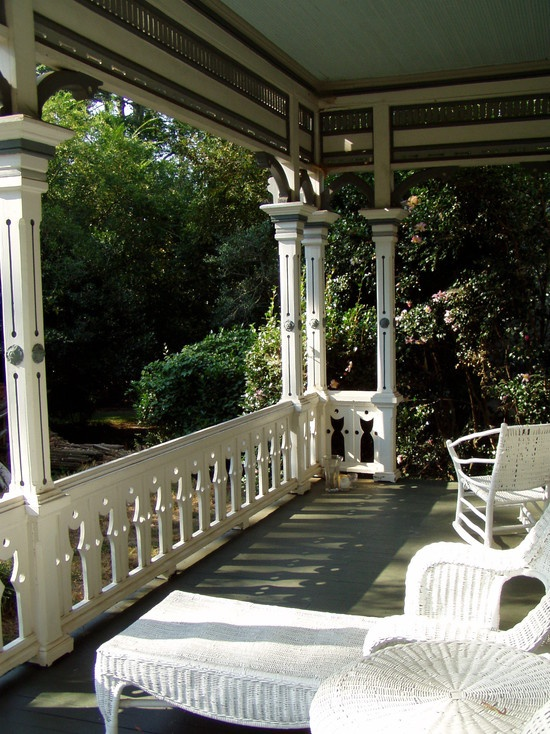 Love ThisDreamy House, Dreams House, Porches Design, Back Porches, Traditional Porches, Covers Porches, Architecture Porches, Front Porches, Deckporch Ideas