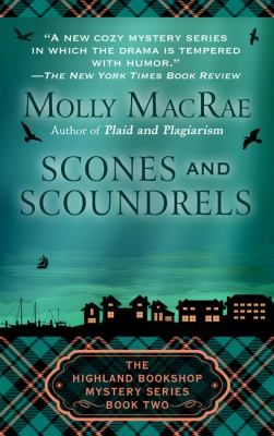 Daphne did her Inversgail homework and knows that Janet and her partners solved a previous murder. She tries to persuade them to join her in uncovering the killer and the truth. To prove she's capable, she starts poking and prying. But investigating crimes can be murder, and Daphne ends up dead, poisoned by scones from the tearoom at Yon Bonnie Books. [Highland Bookshop, #2]