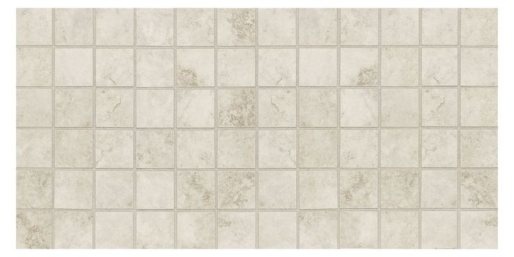 "Daltile SL84-22MS1P2 Ceramic Multi-Surface Mosaic Tile - 2"" X 2"" (24 SF / Carton Grigio Perla Tile Multi-Surface Tile"