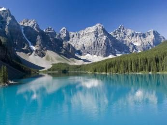 Banff National Park Vind rejse til Canada med Nyhavn Rejser og Knæk Cancer