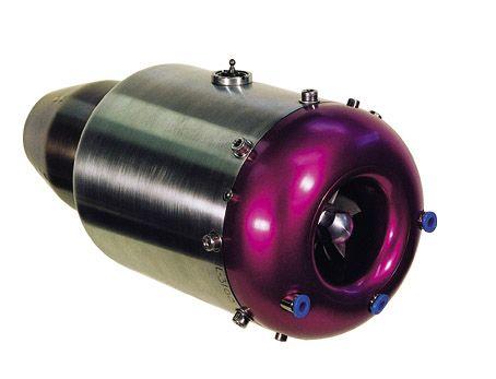 AMT Mercury turbine engine