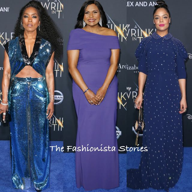 A Wrinkle In Time La Premiere Wrap Up A Wrinkle In Time Premiere Celebrity Red Carpet
