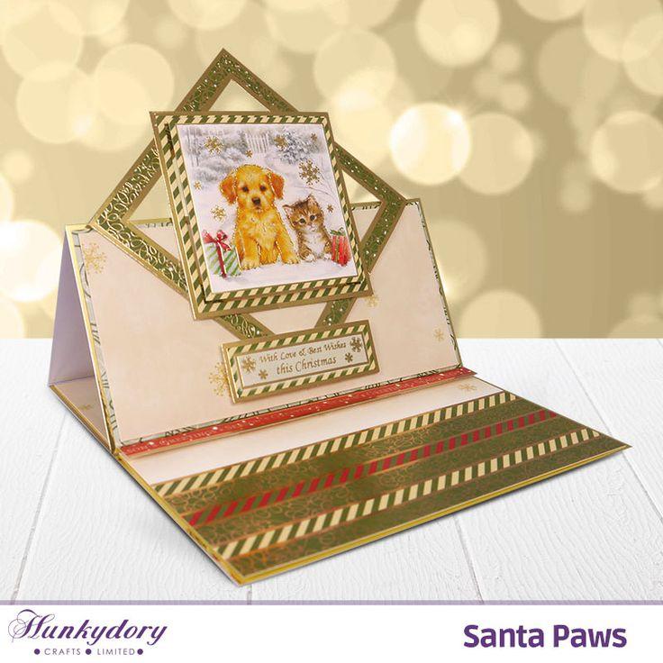 Santa Paws - Hunkydory   Hunkydory Crafts