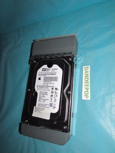 Apple X Serve Hot Swap SATA Hard Drive Caddy w/ 160GB HDD Hard Drive 655-1470B #Apple #XServe #CaddyWithHardDrive #160GBHDD #SATA #WesternDigital #dandeepop Find me at dandeepop.com