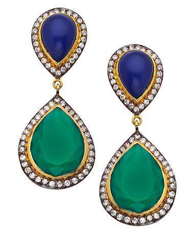 Parineta Earring Lapis and Green.jpg
