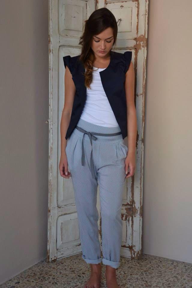 Adeline - Primavera/Estate 15 Pantalone Marion - Giacca Sarah