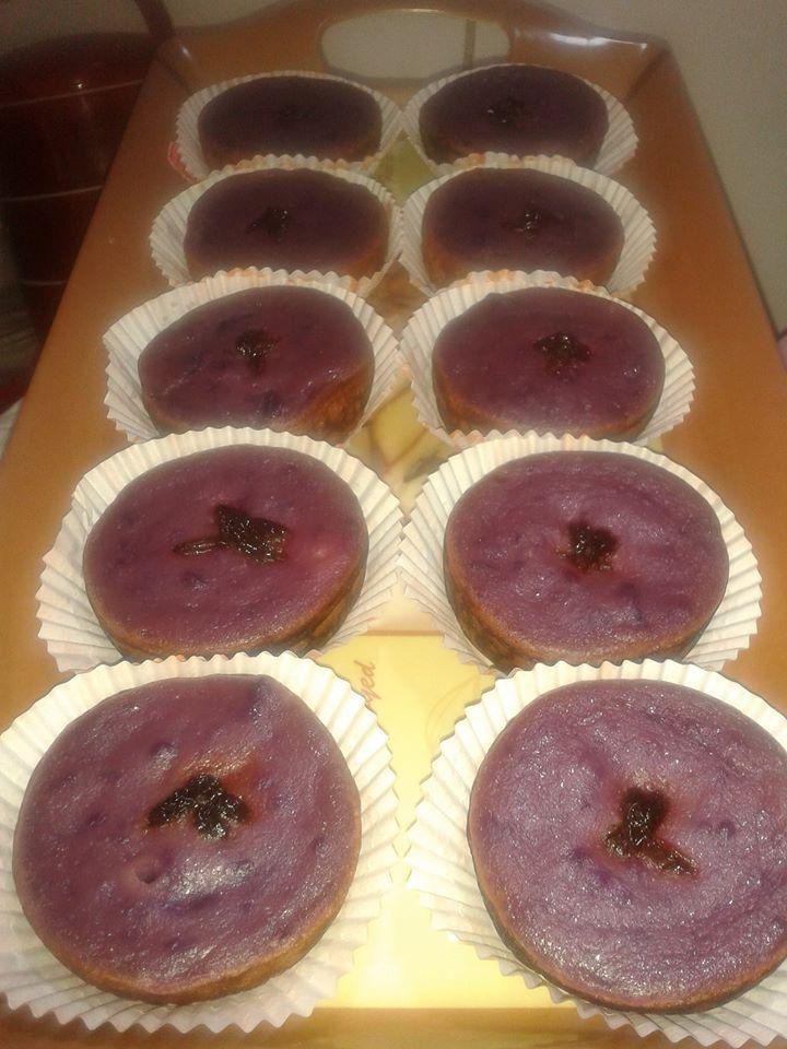 Kue Lumpur Telo Ungu By Mila Al Makruf Makanan Resep Kue Kue