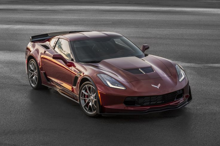 The new Spice Red Design Package offered on the 2016 Corvette Stingray and Z06 features a special Spice Red full-color interior, Spice Red brake calipers behind new Blade accessory wheels and, on convertible models, a Spice Red top. It is offered with the new Long beach Red Metallic Tintcoat exterior color, as well as Shark Gray, Blade Silver and Arctic White