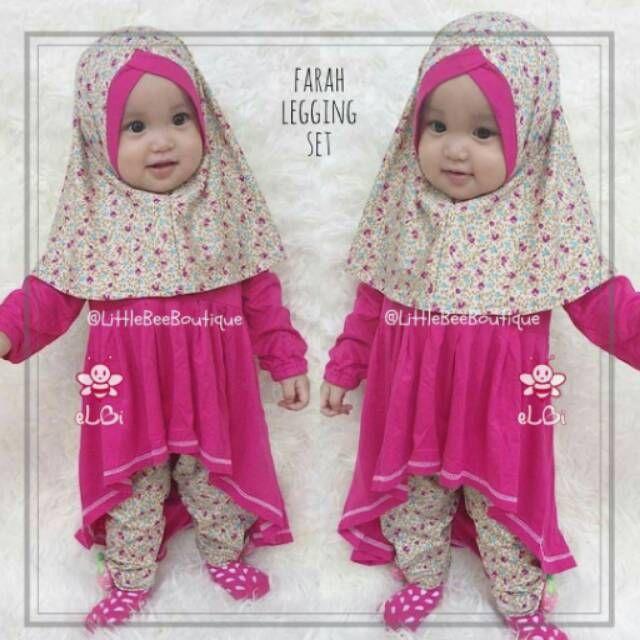 Baju Muslim Balita