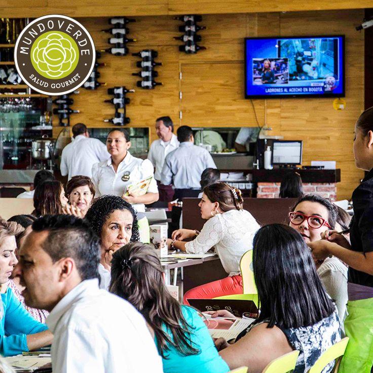 #ElTesoro, #VíaPrimavera y #CityPlaza, tres sedes dispuestas para que vivas los mejores momentos y tengas las mejores experiencias gastronómicas #MundoVerde