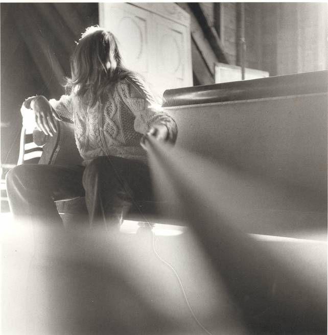 Francesca Woodman, Self portrait at thirteen, Boulder, Colorado, 1972-1975