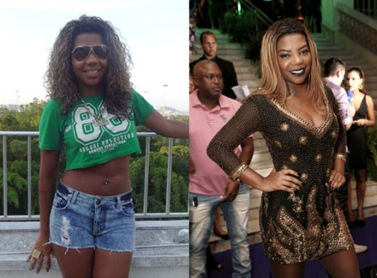 #BlackBrazil#Pop#Funk#Rap#hipHop#Ludmilla: Originally known as MC Beyoncé and blowing up on You Tube, pop-funk singer Ludmilla now earns R$1 million per month and has an endorsement deal