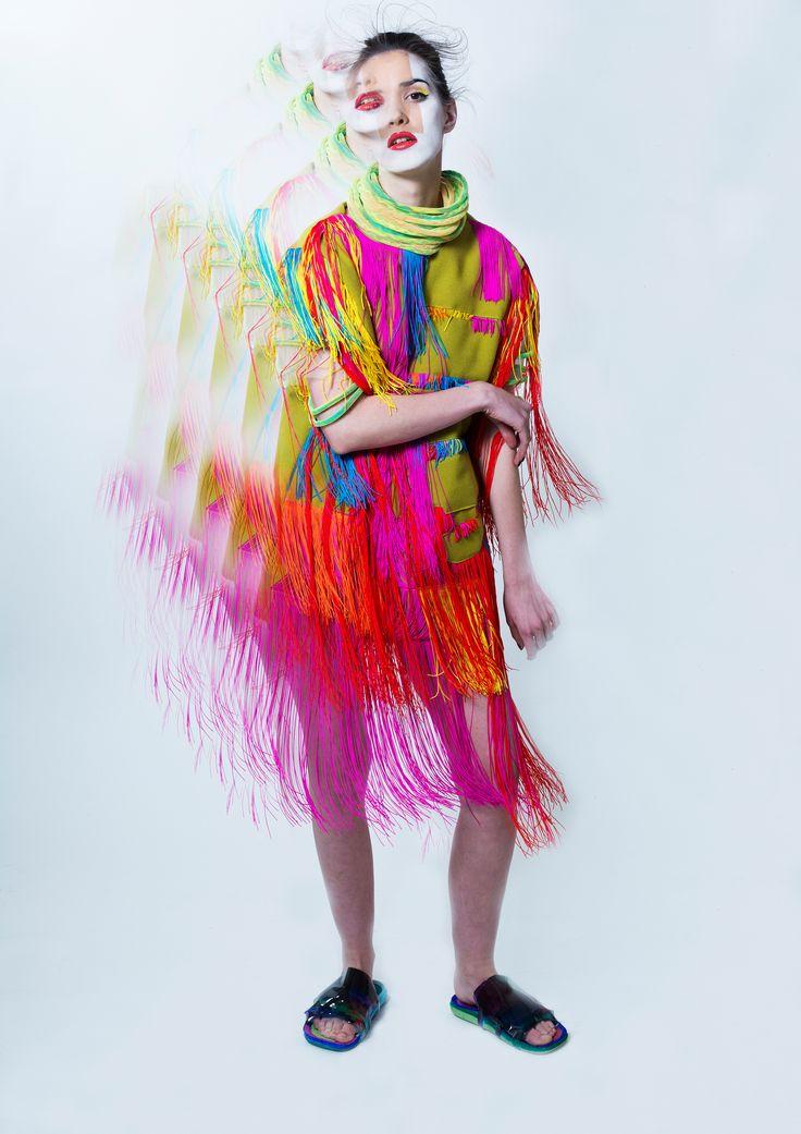 Design & concept: Alina Petcan Coordinator professor: Ioana Sanda Avram Model: Alina Georgescu Photo credits: Razvan Ionescu/ Cristian Vasilescu