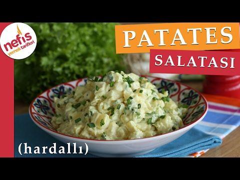 Hardallı Patates Salatası Tarifi - Mükemmel Lezzet - Nefis Yemek Tarifleri - YouTube