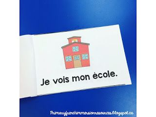 Primary French Immersion Resources: The first few days of grade 1