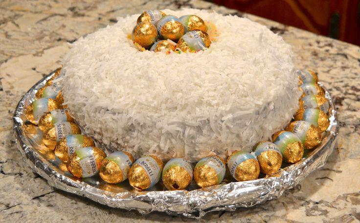 17 best ideas about cake pop centerpiece on pinterest for Annakut decoration ideas