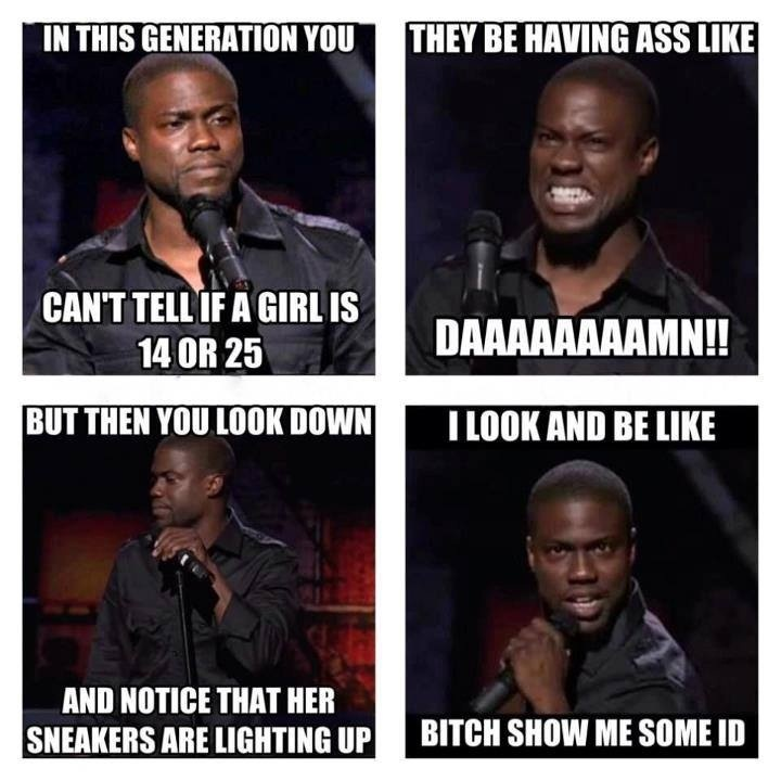 Love Kevin Hart!!