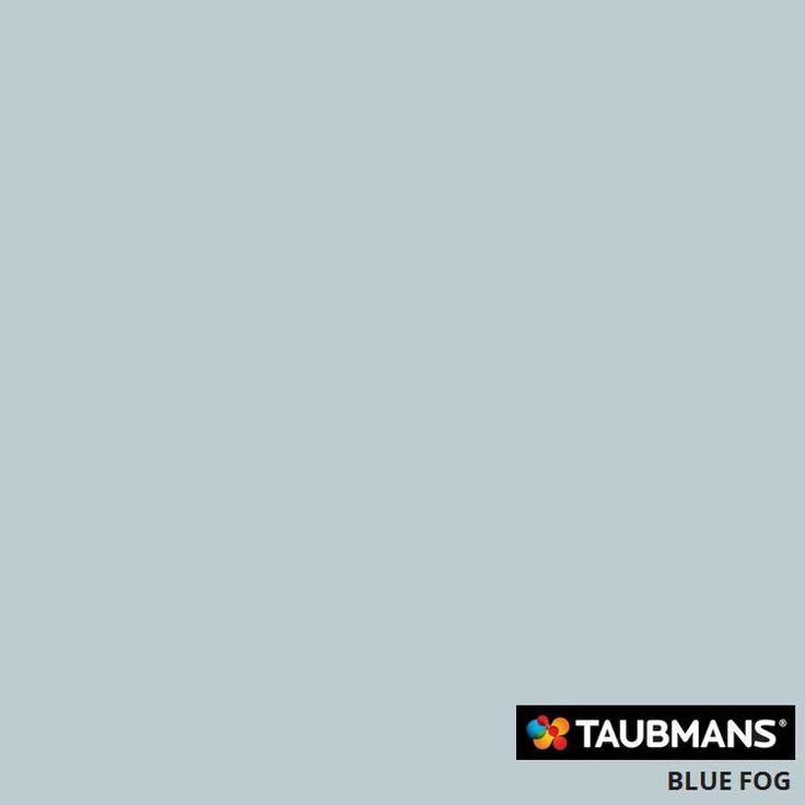 #Taubmanscolour #bluefog
